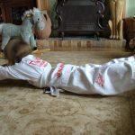 Childrens gymnastic book