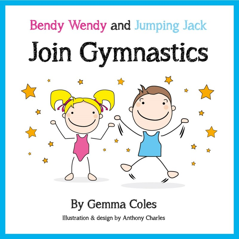 Creating Bendy Wendy and Jumping Jack join Gymnastics