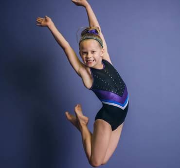 Gymnast Isabelle Collaboration