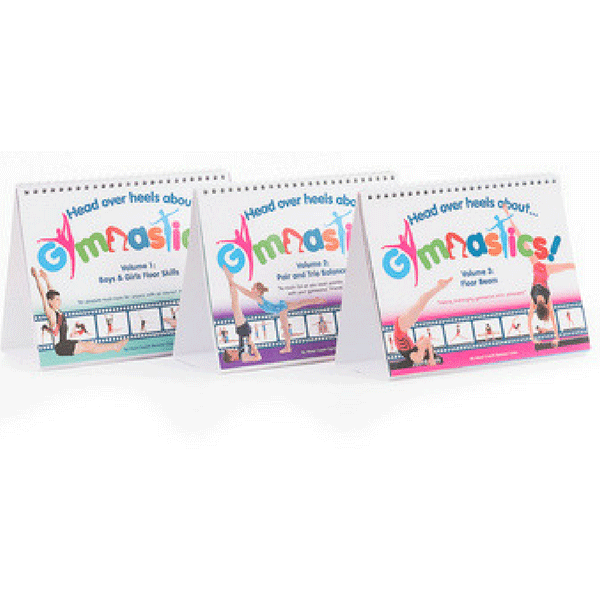 Gymnastics Books