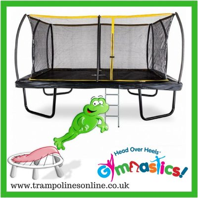 [Finished] COMPETITION – FREE Trampoline Giveaway Worth £699!!