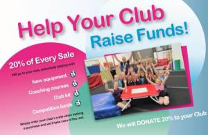 Help your club raise funds