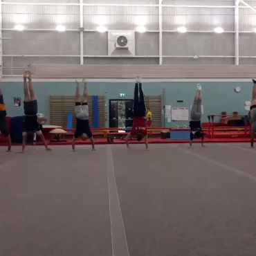 National Handstand Day 23rd June 2018