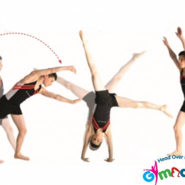 How to Teach a Cartwheel
