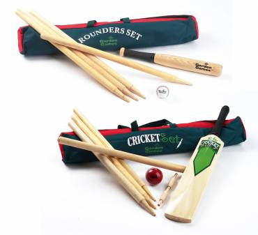 COMPETITION – Win a Rounders and Cricket Set!