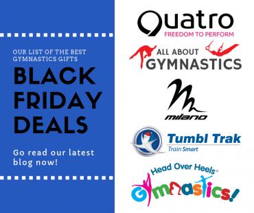 Gymnastics Black Friday Deals