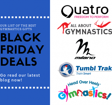 Gymnastics Black Friday Deals