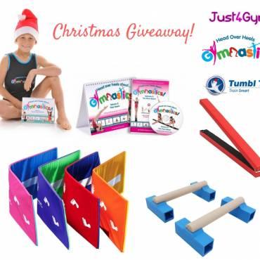 2018 Xmas Gymnastics Gifts
