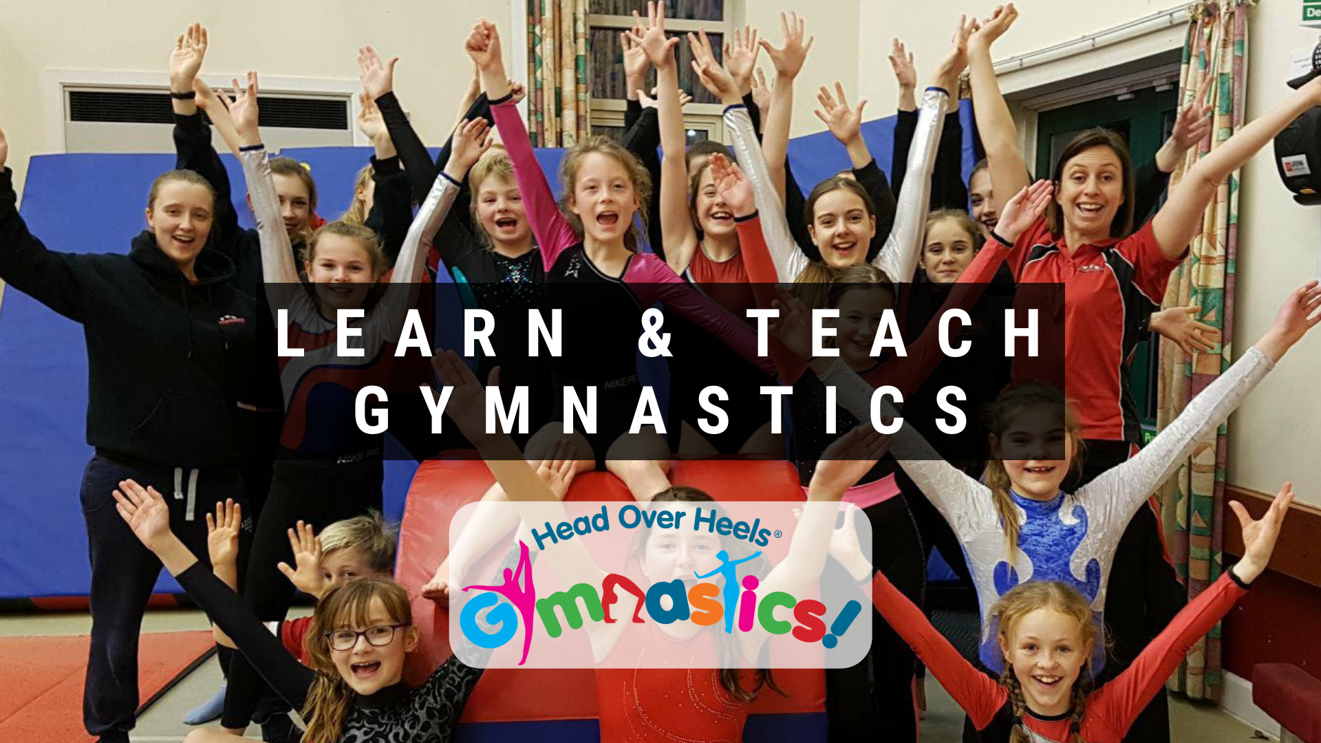 Learn & Teach Gymnastics Skills