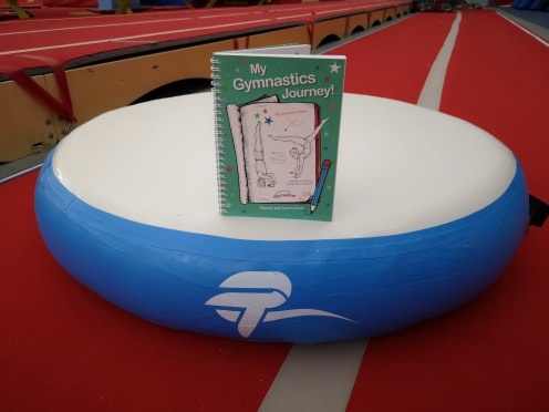 Elitetracksuk air dot for our competition to win a gymnastics  air track