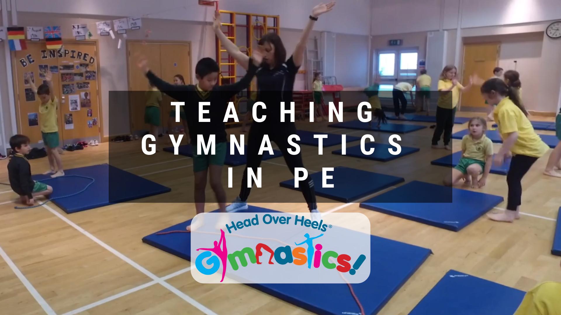 Teaching Gymnastics In PE