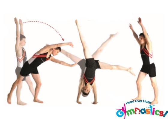 Teaching gymnastics in PE, Gymnastics PE Lessons, School Gymnastics. Teaching Gymnastics in School